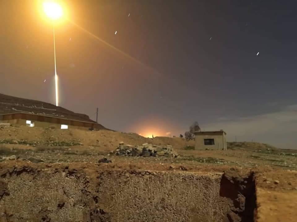 VIDEO: Warga Damaskus Rayakan Gagalnya Serangan Israel