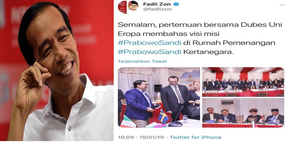 Satire Pedas Netizen: Jokowi Itu Antek Asing Lo