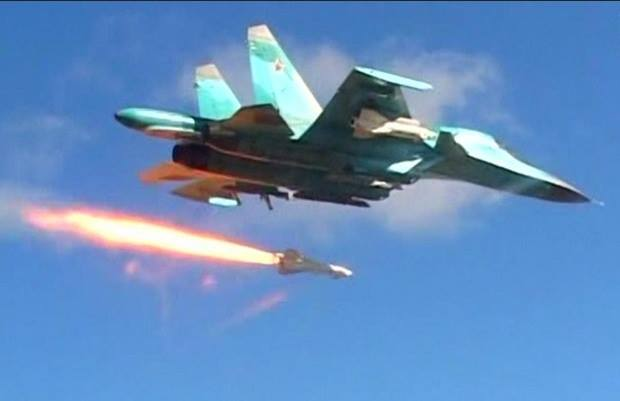 Rusia_Serang_Kamp_Pelatihan_HTS_di_Selatan_Idlib