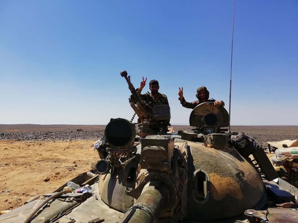 Tentara Suriah Habisi Militan Dukungan AS yang Menyusup dari Al-Tanf