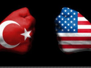 Turki Vs Amerika