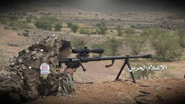 Sniper Yaman Tewaskan 14 Tentara Saudi di Jizan