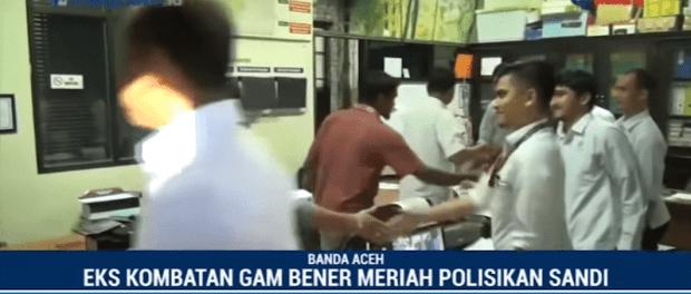 Eks Kombatan Gama Laporkan Sandiaga Uno dan Dahnil ke Polisi