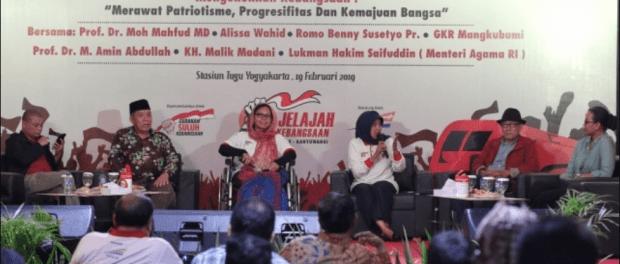 Mahfud MD, Ada Produsen Hoaks yang Ingin Hancurkan Kredibilitas Pemilu 2019