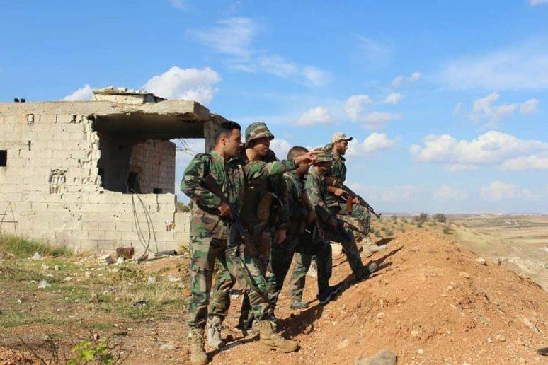 Tentara Suriah Tidak Dapat Lampu Hijau untuk Serang Idlib