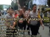 Teriak Ganti Presiden Saat Acara Harlah NU di Tebing Tinggi, 8 Anggota FPI Diamankan Polisi