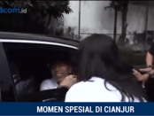 VIDEO HARU, Momen Kunker Jokowi di Cianjur