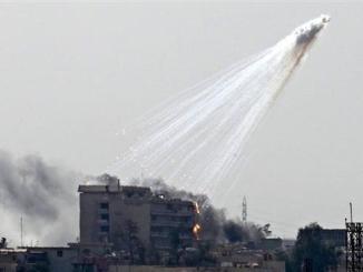 VIDEO: AS Gunakan Fosfor Putih dalam Serangan ke Suriah Timur