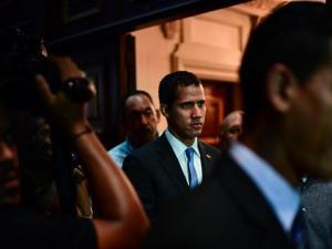Jaksa Perintahkan Periksa Guaido Terkait Dugaan Sabotas Listrik Venezuela