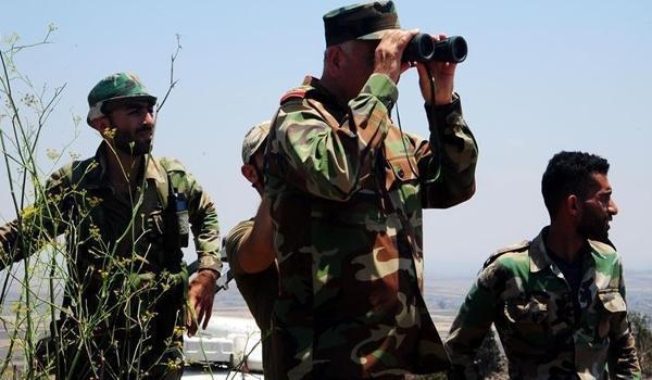 SAA Balas Serangan Jabhat Nusra Saat Ankara Kirim Konvoi Militer ke Idlib