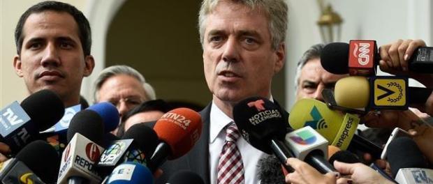 Venezuela Usir Dubes Jerman