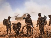 AS Dirikan 2 Pangkalan Baru di Irak Barat