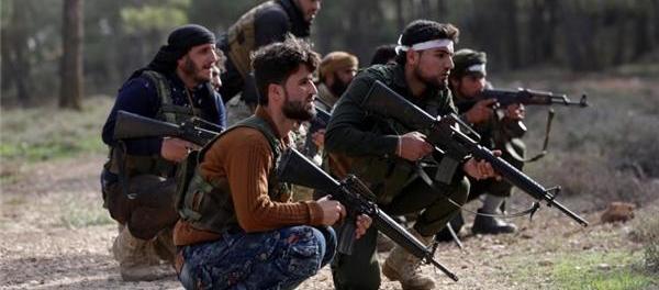 Kurdi Bantai 18 Militan Dukungan Turki di Aleppo Utara