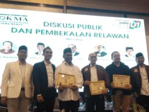 Relawan Jabar Dukung Jokowi-Ma'ruf