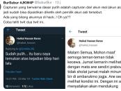 "Netizen Bongkar Skenario Jahat Haikal Hassan ""Prabowo Minum Bir"""