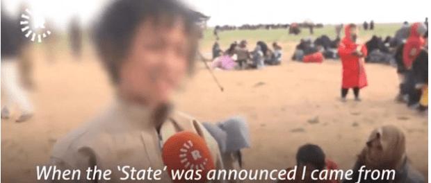 GEMPAR! Media Asing Wawancarai Anak ISIS Asal Indonesia yang Terlantar di Suriah