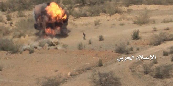 VIDEO: Pasukan Yaman Gagalkan Tiga Serangan Tentara Bayaran Saudi di Asir