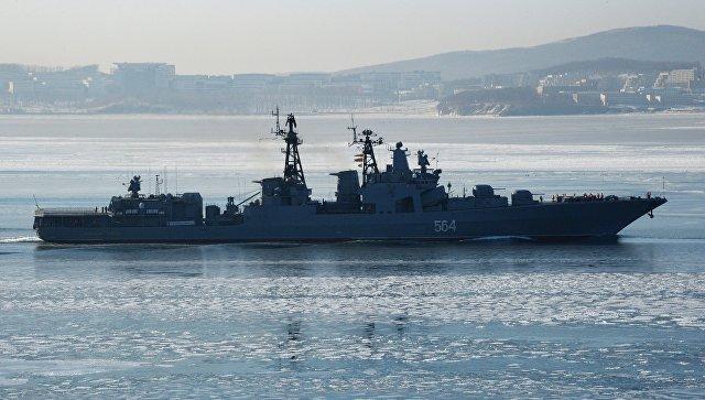 Rusia Gelar Latihan Militer di Lepas Pantai Suriah