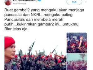 """Puisi Super Pedas Wahyu Sutono Kepada Fahri Hamzah """"Diantara Gembel dan Bromocorah"""""""