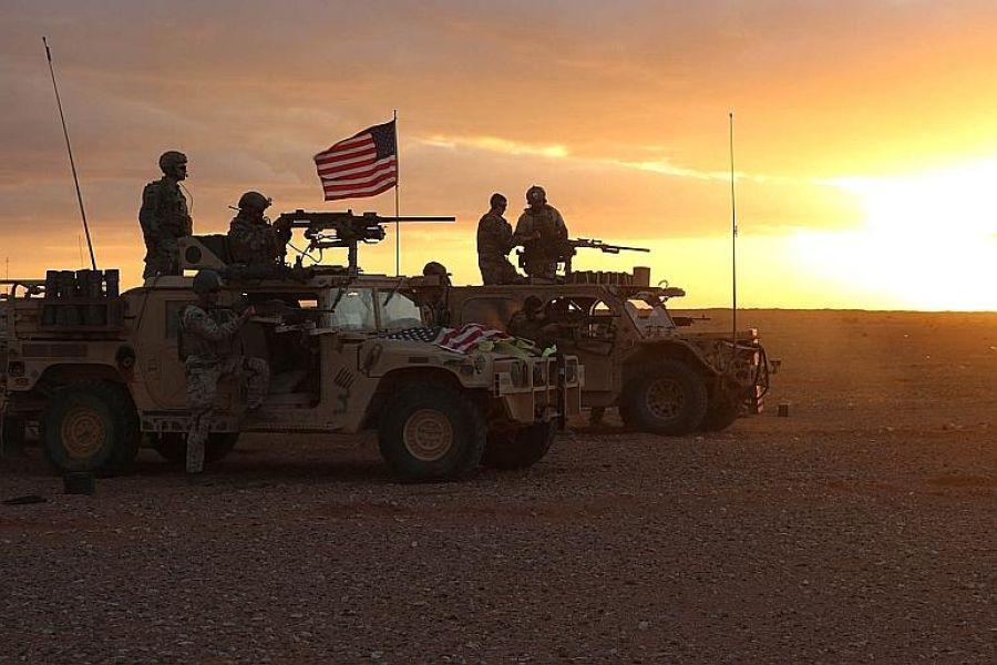 AS Berencana Usir Tentara Suriah dan IRGC dari Kota Albukamal