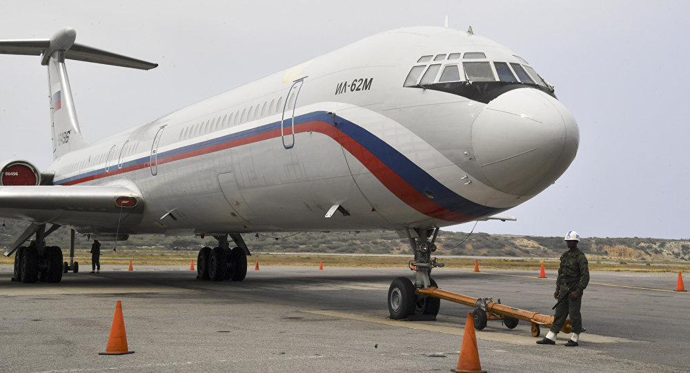 Takut Militer Rusia, Amerika Serukan Blokir Pesawat Rusia ke Venezuela