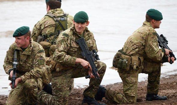 Pasukan Khusus Inggris Bergabung dengan Militer AS untuk Hadapi Iran