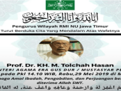 Prof KH Tolchah Hasan