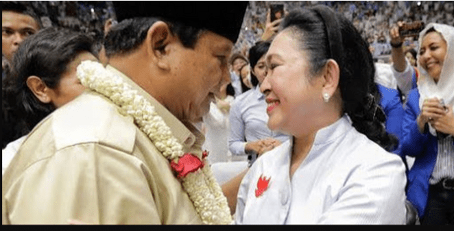 "Rudi S. Kamri 'Semprot' Titiek Soeharto ""Zaman Orba Tak Ada Demokrasi"""