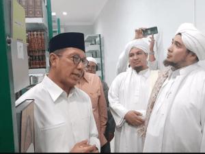 Menag Lukman Hakim Saifuddin dan Habaib