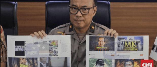 Polisi Tangkap Akun Youtube Muslim Cyber Army