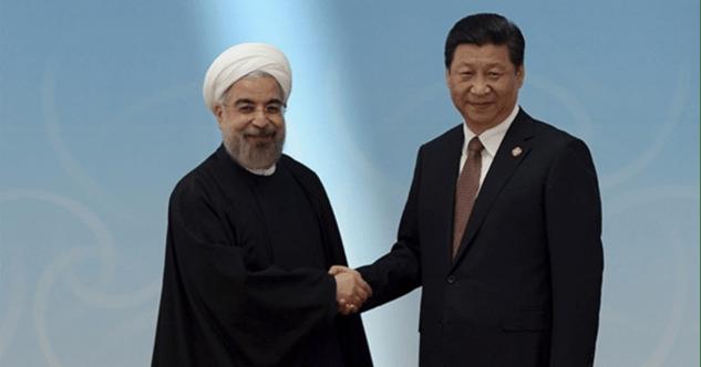 Rouhani dan Xi Jinping
