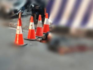 TKP Bom Bunuh Diri di Kartasura, Solo