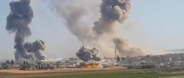 Operasi Idlib Suriah