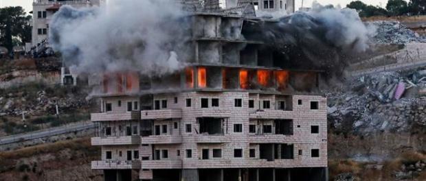 Israel hancurkan perumahan di Yerusalem