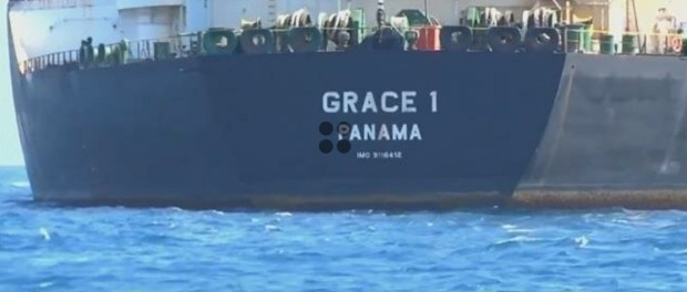 Kapal Tanker Iran