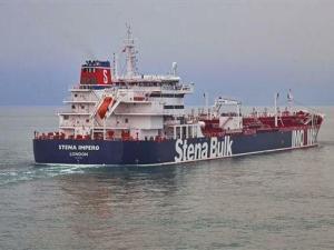 Iran Tangkap Tanker Minyak Inggris