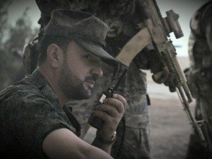 Komandan Pasukan Elit Suriah
