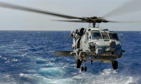 MH-60R Hawk AS