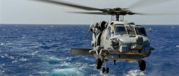 MH-60R Hawk AS