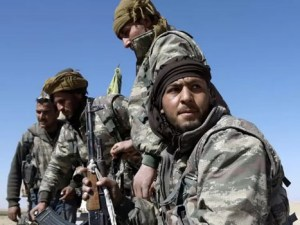 Pasukan Kurdi SDF