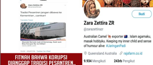 Zara Zettira