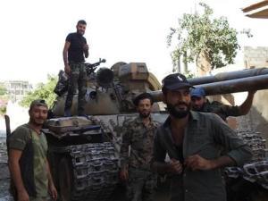 Tentara Suriah