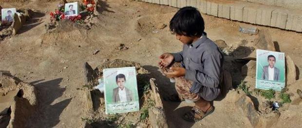 Korban Perang Yaman