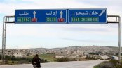 Kota Khan Sheikhoun Suriah