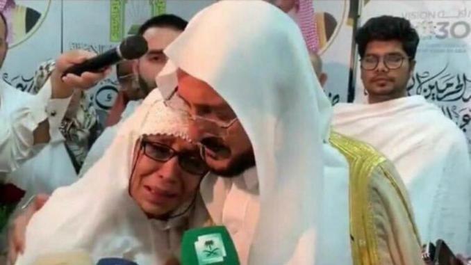 Menteri Wakaf Saudi
