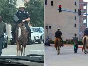 Rasisme Polisi Texas