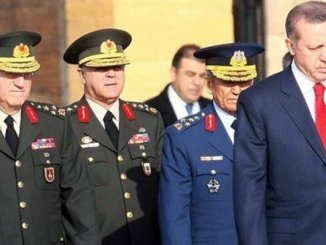 5 Jenderal Turki Mengundurkan Diri
