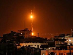 Jet tempur Israel serang Gaza