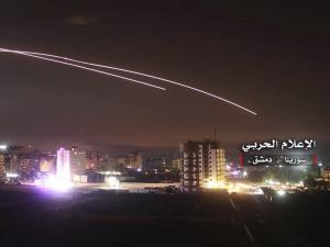 Damaskus-Suriah