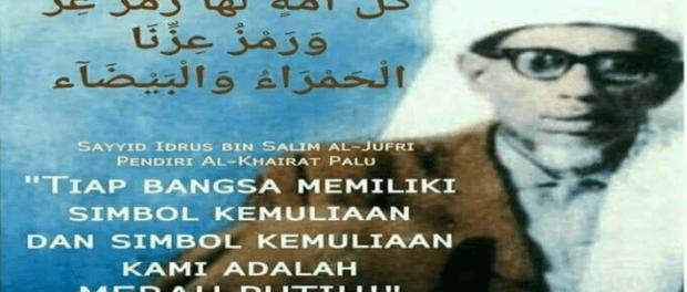 Habib Idrus bin Salim Al Jufri Palu, Guru Tua